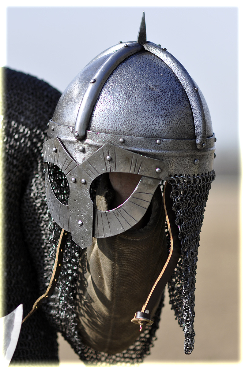 Where and when did the belief that Vikings wore horned ...Horned Helmet Viking