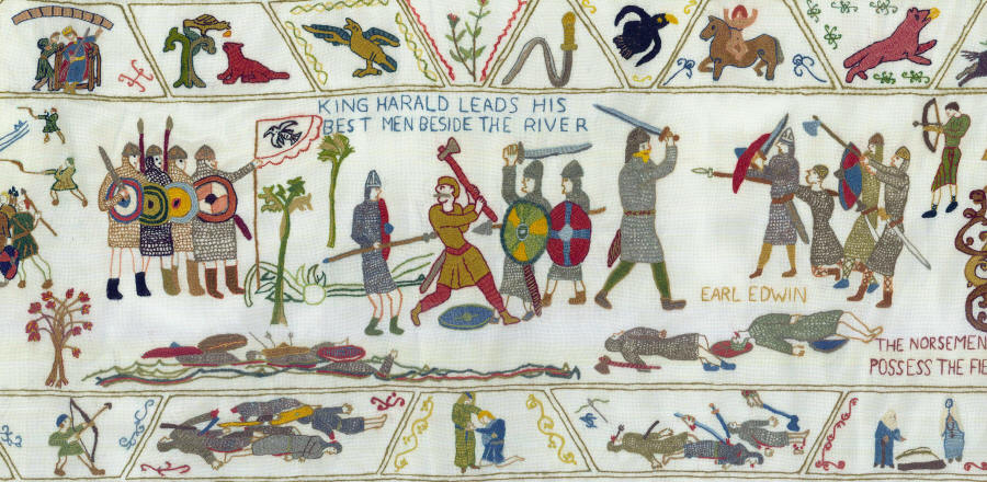 The Fulford Tapestry