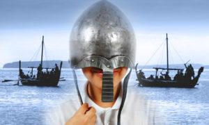 Viking School Visits - Imagine Vikings!