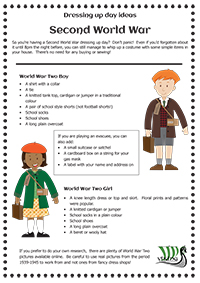 Viking School Visits | Costume ideas for Dressing Up Days History